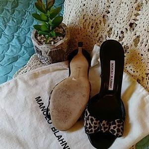 Manolo Blahnik Shoes - Manolo Blahnik Heels